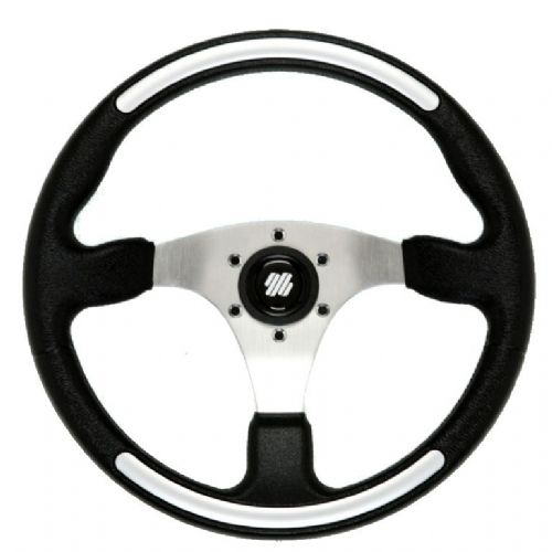Ultraflex Santorini 3 Spoke Helm Steering Wheel 350mm